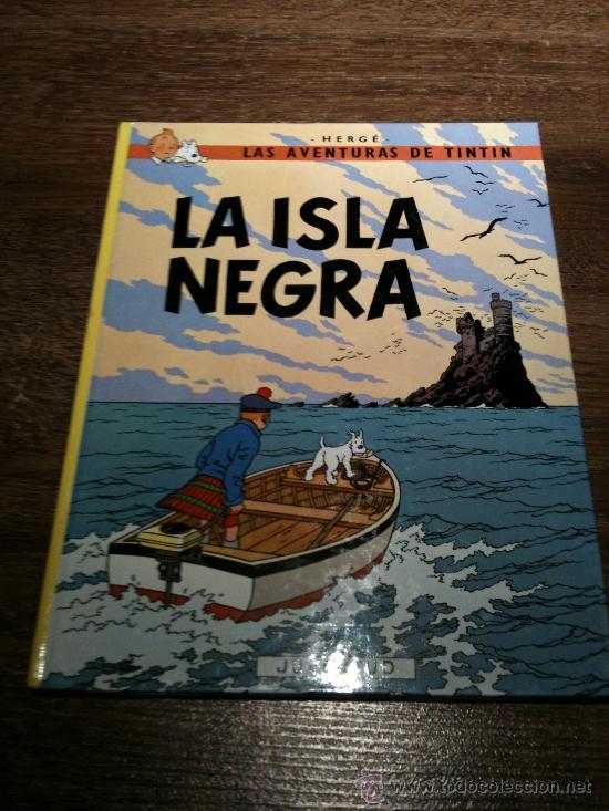 TINTIN - LA ISLA NEGRA (Tebeos y Comics - Juventud - Tintín)