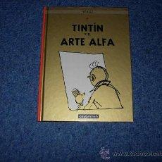 Comics - TINTIN Y EL ARTE ALFA - CASTERMAN 2006 - DESCATALOGADO - PROHIBIDO - NUEVO - 33278063