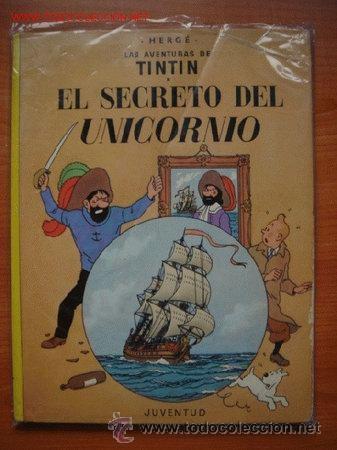TINTÍN, EL SECRETO DEL UNICORNIO. ESPLÉNDIDO ESTADO (Tebeos y Comics - Juventud - Tintín)