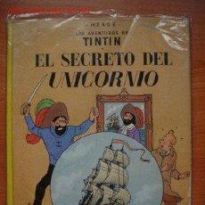 Cómics: TINTÍN, EL SECRETO DEL UNICORNIO. ESPLÉNDIDO ESTADO. Lote 27525804