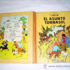 Cómics: LAS AVENTURAS DE TINTIN. EL ASUNTO TORNASOL. HERGE. EDITORIAL JUVENTUD. Lote 46890080