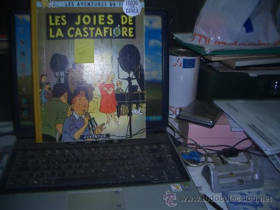 LES JOIES DE LA CASTAFIORE -CATALAN- (Tebeos y Comics - Juventud - Tintín)