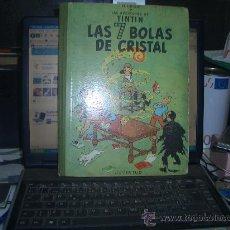Cómics: LAS 7 BOLAS DE CRISTAL 2º EDICION 1967. Lote 24708411