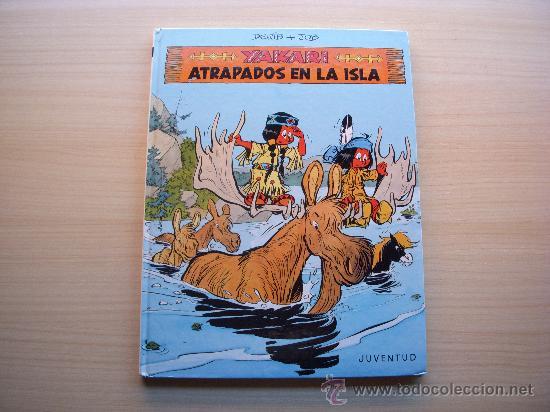 YAKARY Nº 9, TAPA DURA, EDITORIAL JUVENTUD (Tebeos y Comics - Juventud - Yakary)