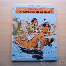 Cómics: YAKARY Nº 9, TAPA DURA, EDITORIAL JUVENTUD. Lote 24936118