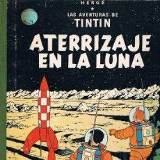 Cómics: TINTIN ATERRIZAJE EN LA LUNA. Lote 26910564