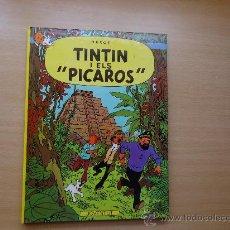 Cómics: TINTIN - I ELS PICAROS - 8ª EDICION HERGÉ JOVENTUT. Lote 27450762
