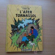 Cómics: TINTIN - L´AFER TORNASSOL - 4ª EDICION HERGÉ JOVENTUT. Lote 27450819