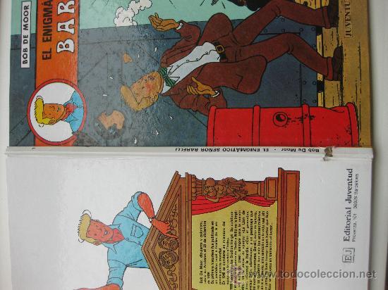 Cómics: EL ENIGMATICO SEÑOR BARELLI NUM 1. BOB DE MOOR. VER DESCRIPCION - Foto 3 - 27055644