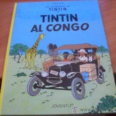 Cómics: TINTIN - HERGE ( TINTIN AL CONGO ) EN CATALA . TAPA DURA 5ª ED ( CO2). Lote 25915382