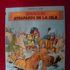 Cómics: YAKARI 9 - ATRAPADOS EN LA ISLA - DERIB &JOB - TAPA DURA. Lote 26215670