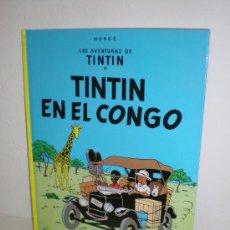 Cómics: TINTÍN 2 - TINTÍN EN EL CONGO - HERGÉ - EDITORIAL JUVENTUD - EDICIÓN ACTUAL. Lote 26508958