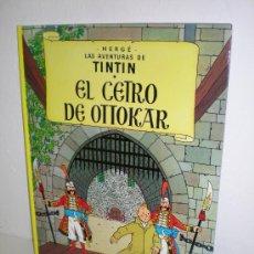 Cómics: TINTÍN 8 - EL CETRO DE OTTOKAR - HERGÉ - EDITORIAL JUVENTUD - EDICIÓN ACTUAL. Lote 26509122