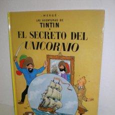 Cómics: TINTÍN 11 - EL SECRETO DEL UNICORNIO - HERGÉ - EDITORIAL JUVENTUD - EDICIÓN ACTUAL. Lote 26509202