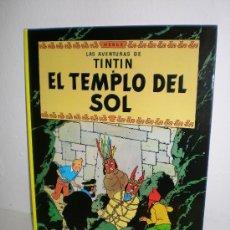 Cómics: TINTÍN 14 - EL TEMPLO DEL SOL - HERGÉ - EDITORIAL JUVENTUD - EDICIÓN ACTUAL. Lote 26509278
