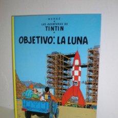 Cómics: TINTÍN 16 - OBJETIVO: LA LUNA - HERGÉ - EDITORIAL JUVENTUD - EDICIÓN ACTUAL. Lote 26509327