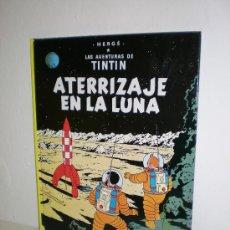 Cómics: TINTÍN 17 - ATERRIZAJE EN LA LUNA - HERGÉ - EDITORIAL JUVENTUD - EDICIÓN ACTUAL. Lote 26509354
