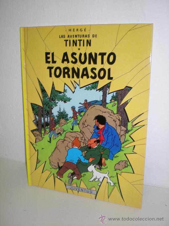 TINTÍN 18 - EL ASUNTO TORNASOL - HERGÉ - EDITORIAL JUVENTUD - EDICIÓN ACTUAL (Tebeos y Comics - Juventud - Tintín)