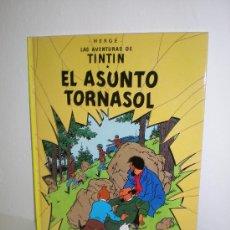 Cómics: TINTÍN 18 - EL ASUNTO TORNASOL - HERGÉ - EDITORIAL JUVENTUD - EDICIÓN ACTUAL. Lote 26509380