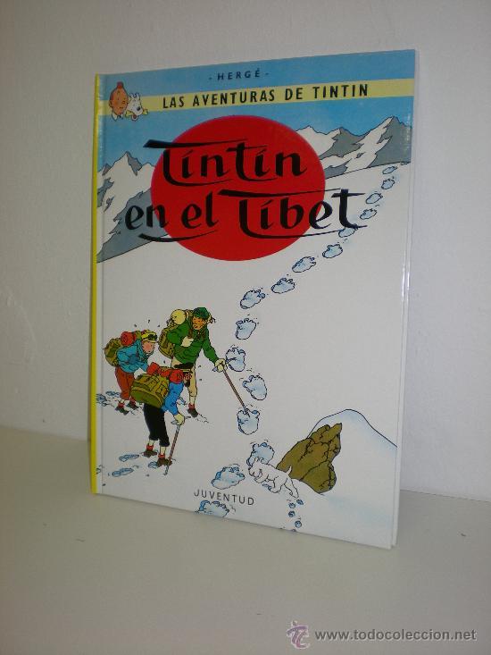 TINTÍN 20 - TINTÍN EN EL TÍBET - HERGÉ - EDITORIAL JUVENTUD - EDICIÓN ACTUAL (Tebeos y Comics - Juventud - Tintín)