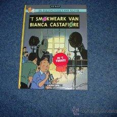 Cómics: TINTIN IDIOMAS - LAS JOYAS DE CASTAFIORE - TWENTS - -IDIOMA. Lote 143355521