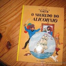 Cómics: TINTIN GALLEGO EL SECRETO DEL UNICORNIO. Lote 27822531