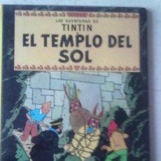 Cómics: TINTIN -EL TEMPLO DEL SOL- EDICIÓN 1989. Lote 27831545