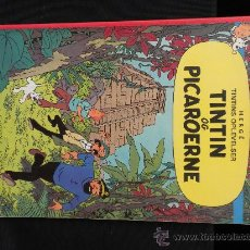 Cómics: TINTIN: DANES, OG PICAROERNE (CARLSEN IF) TINTIN Y LOS PICAROS, . Lote 28170677