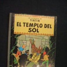 Cómics: TINTIN - EL TEMPLO DEL SOL - 4ª EDICION - 1969 - LOMO TELA - EXCELENTE ESTADO - . Lote 28172537