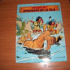 Cómics: YAKARI Nº 9 EDITORIAL JUVENTUD 1992 TAPA DURA . Lote 28454984