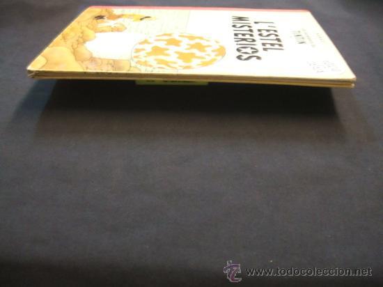 Cómics: LES AVENTURES DE TINTIN - LESTEL MISTERIOS - PRIMERA (1ª) EDICION - LOMO TELA - - Foto 6 - 28970235