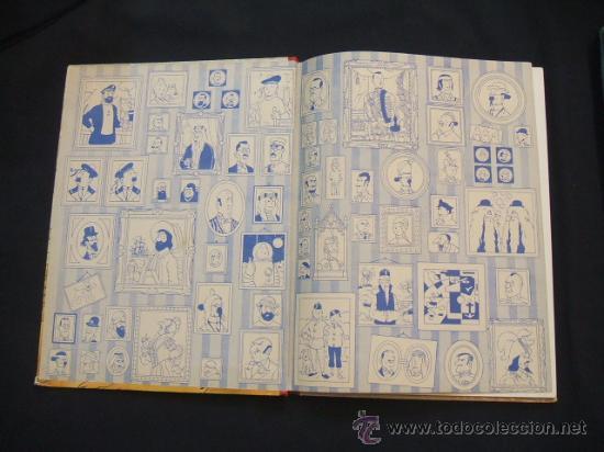 Cómics: LES AVENTURES DE TINTIN - LESTEL MISTERIOS - PRIMERA (1ª) EDICION - LOMO TELA - - Foto 8 - 28970235