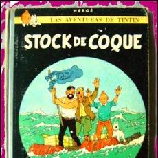 Cómics: TINTIN... STOCK DE COQUE. 3ª. EDICION. 1967.. Lote 29236580