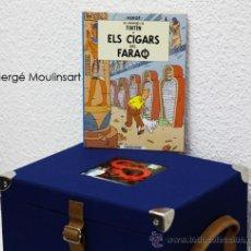 Cómics: LES AVENTURES DE TINTÍN - EDICIÓ DEL CENTENARI - COFRE (CATALÀ). Lote 53252139