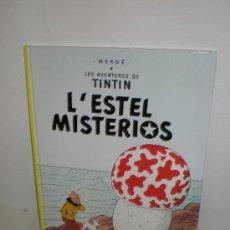 Cómics: TINTIN 10. L`ESTEL MISTERIÓS - JOVENTUT - EDICIÓ ACTUAL NUMERADA (CATALÀ). Lote 29605648
