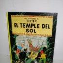 Cómics: TINTIN 14. EL TEMPLE DEL SOL - JOVENTUT - EDICIÓ ACTUAL NUMERADA (CATALÀ). Lote 29605684