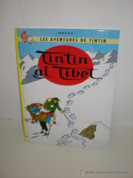 TINTÍN 20. TINTIN AL TIBET - J0VENTUT - EDICIÓ ACTUAL NUMERADA (CATALÀ) (Tebeos y Comics - Juventud - Tintín)