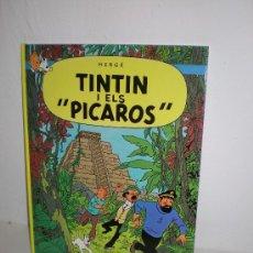 Cómics: TINTÍN 23. TINTIN I ELS 'PICAROS'- JOVENTUT - EDICIÓ ACTUAL NUMERADA (CATALÀ). Lote 29605807
