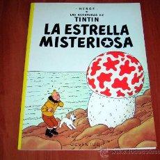 Cómics: LAS AVENTURAS DE TINTIN - LA ESTRELLA MISTERIOSA - EDITORIAL JUVENTUD. Lote 29668044