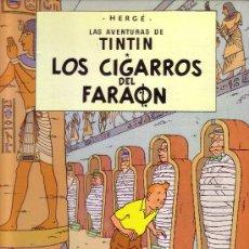 Comics - TINTIN - LOS CIGARROS DEL FARAON - 29932410