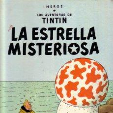 Cómics: TINTIN - LA ESTRELLA MISTERIOSA. Lote 29932431