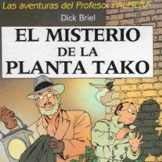 Cómics: LAS AVENTURAS DEL PROFESOR PALMERA -