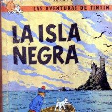 Cómics: TINTIN LA ISLA NEGRA 2ª EDICION. Lote 30590413