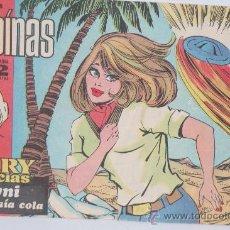 Cómics: MARY NOTICIAS, UN OVNI QUE TRAIA COLA. COLECCION HEROINAS. REVISTA JUVENIL FEMENINA. AÑO VIII. . Lote 30784579