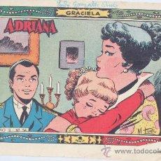 Cómics: ADRIANA. COLECCION GRACIELA. AÑO II. Nº 56. Lote 30784594