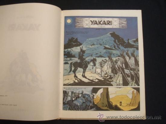 Cómics: YAKARI - Nº 1 - 1ª EDICIÓ 1979 - EDIT. JUVENTUT - EN CATALÀ - - Foto 4 - 30994695