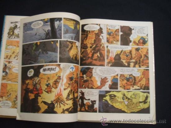 Cómics: YAKARI - Nº 1 - 1ª EDICIÓ 1979 - EDIT. JUVENTUT - EN CATALÀ - - Foto 6 - 30994695