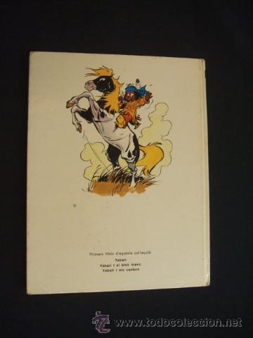 Cómics: YAKARI - Nº 1 - 1ª EDICIÓ 1979 - EDIT. JUVENTUT - EN CATALÀ - - Foto 11 - 30994695