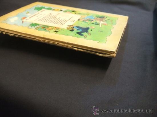 Cómics: LES AVENTURES DE TINTIN - STOC DE COC - PRIMERA (1ª) EDICION - LOMO TELA - EN CATALAN - 1967 - - Foto 8 - 31081519
