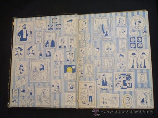 Cómics: LES AVENTURES DE TINTIN - STOC DE COC - PRIMERA (1ª) EDICION - LOMO TELA - EN CATALAN - 1967 - - Foto 10 - 31081519